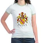 Gumprecht Family Crest Jr. Ringer T-Shirt