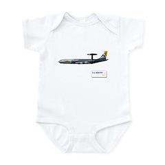 E-3 Sentry Infant Bodysuit