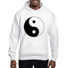 Yin-Yang Symbol Jumper Hoody