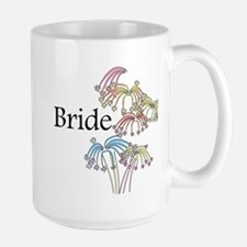 Fireworks Bride Mug