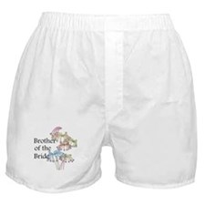 Fireworks Brother of the Bride Boxer Shorts