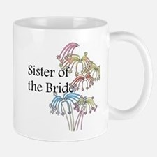 Fireworks Sister of the Bride Mug