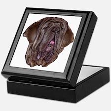 neopolitan portrait Keepsake Box