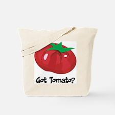 Got Tomato Tote Bag