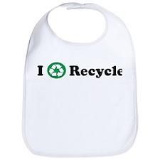 I Recycle Bib