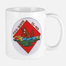 USS SEA FOX Mug