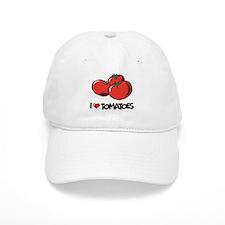 I Love Tomatoes Baseball Cap