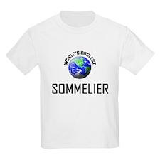 World's Coolest SOMMELIER T-Shirt
