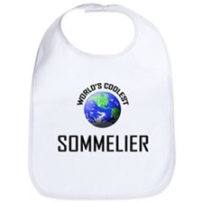 World's Coolest SOMMELIER Bib