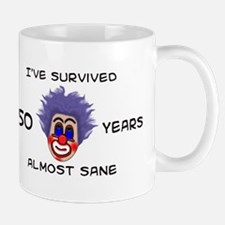 50 Birthday Mug