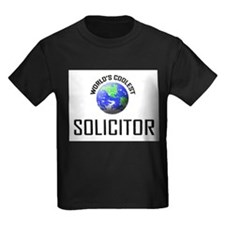 World's Coolest SOLICITOR T