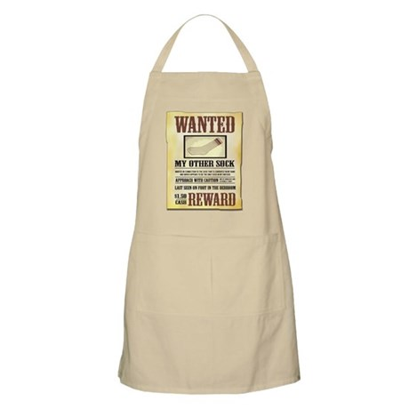 Wanted - My Other Sock BBQ Apron