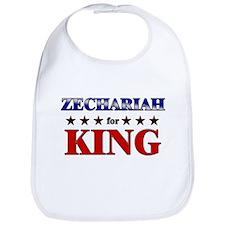 ZECHARIAH for king Bib