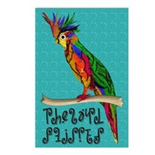 The Bird Flipped Postcards (Package of 8)