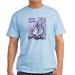 Parlor Roller Pigeon Light T-Shirt
