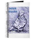 Parlor Roller Pigeon Journal