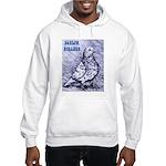 Parlor Roller Pigeon Hooded Sweatshirt