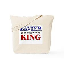 ZAVIER for king Tote Bag