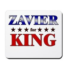 ZAVIER for king Mousepad