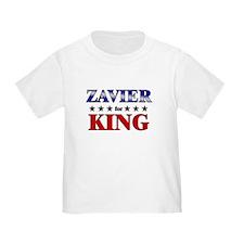 ZAVIER for king T