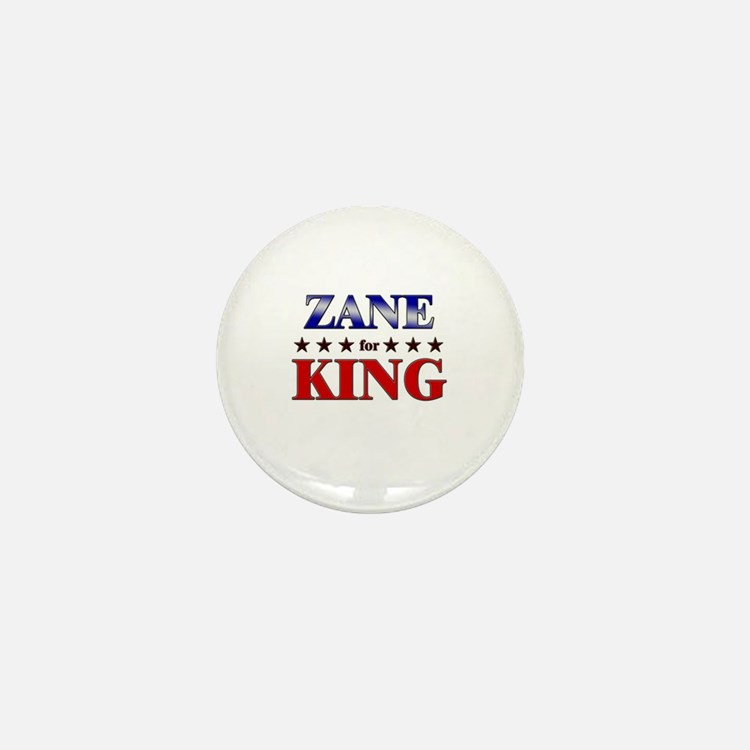 ZANE for king Mini Button