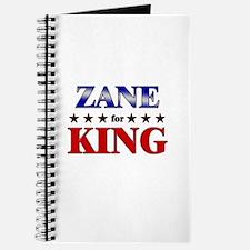 ZANE for king Journal