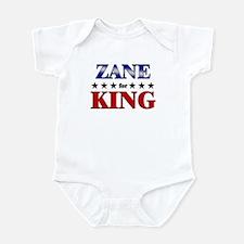 ZANE for king Infant Bodysuit