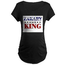 ZAKARY for king T-Shirt