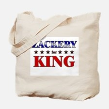 ZACKERY for king Tote Bag