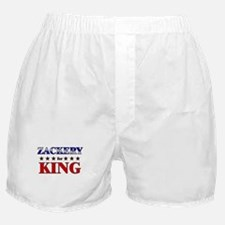 ZACKERY for king Boxer Shorts