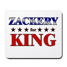 ZACKERY for king Mousepad