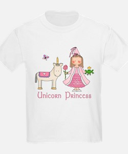Unicorn Princess T-Shirt