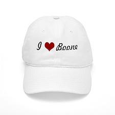 I love Boone Cap