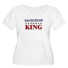 ZACHARIAH for king T-Shirt