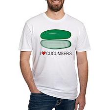 I Love Cucumber Shirt