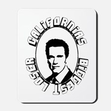 Anti-Ahnold Mousepad