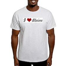 I love Blaine T-Shirt