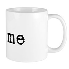 """""""kiss me"""" Mug"""