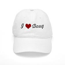 I love Doug Baseball Cap
