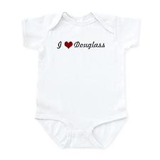 I love Douglass Infant Bodysuit