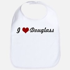 I love Douglass Bib