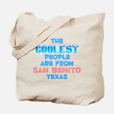 Coolest: San Benito, TX Tote Bag
