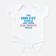 Coolest: San Benito, TX Infant Bodysuit