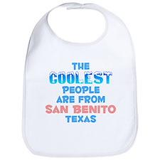 Coolest: San Benito, TX Bib