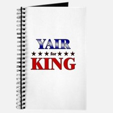 YAIR for king Journal