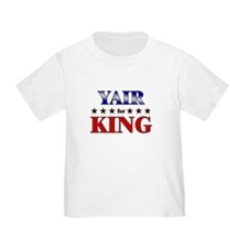 YAIR for king T