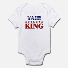 YAIR for king Infant Bodysuit