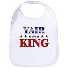 YAIR for king Bib