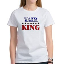 YAIR for king Tee