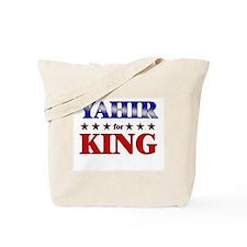 YAHIR for king Tote Bag